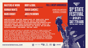 2021 FULL LINE-UP ANNOUNCEMENT