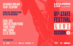 51st State Festival Live Stream Sessions 1