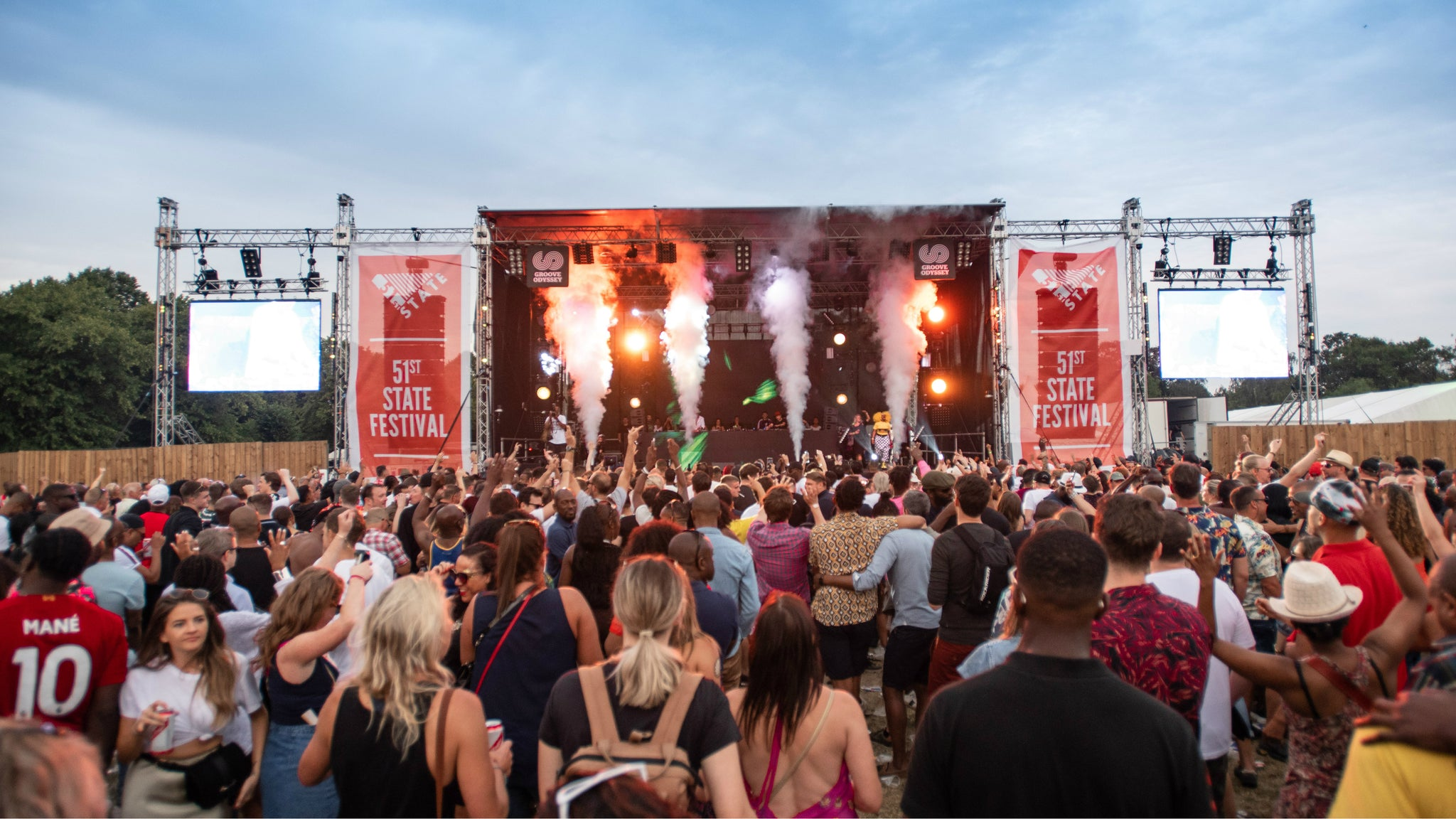 The 51st State Festival 2020 After movie is here 😍 Like & Tag a mate to win a money can't buy backstage experience: