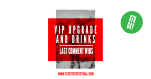 Win drink tokens and a vip upgrade