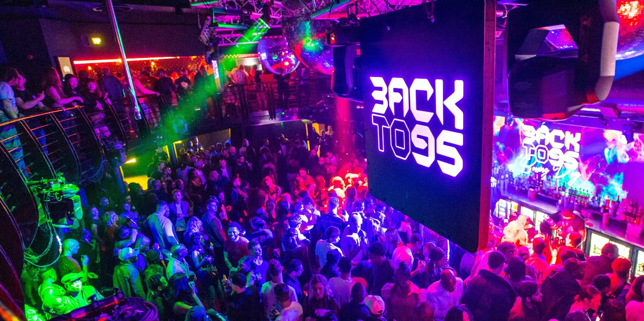 Backto95 performing live at Ministry of Sound
