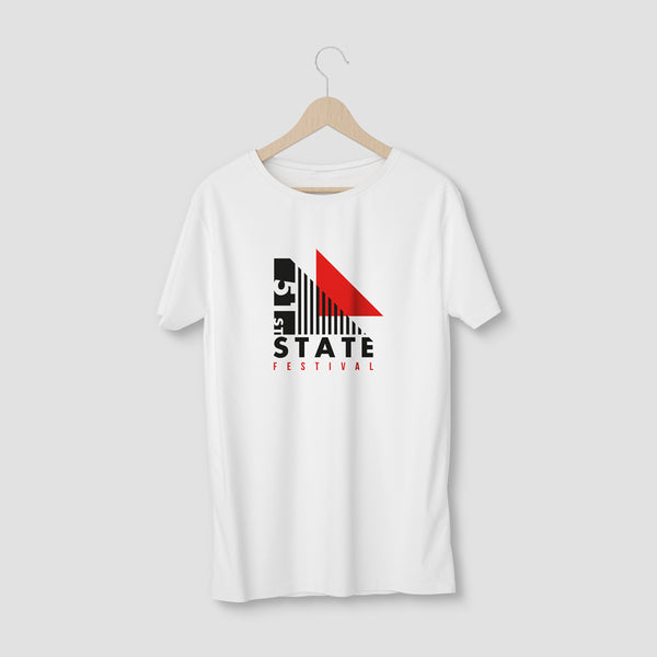 51 State Graphic Print Tee - Mens