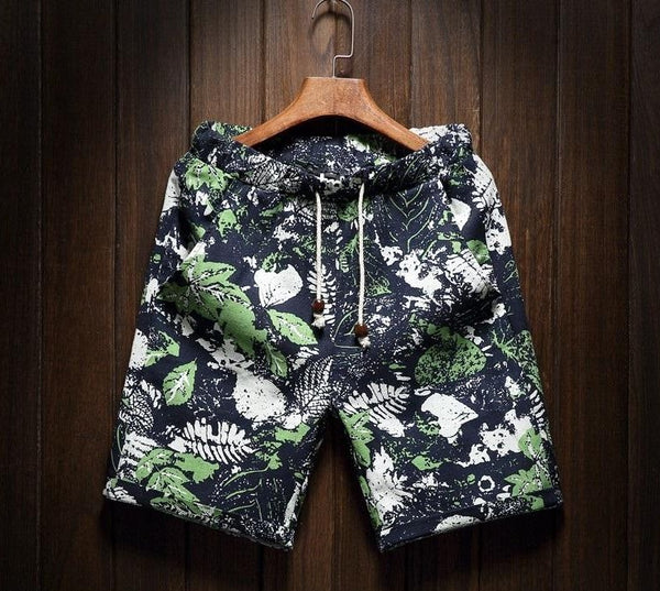 Jungle Paradise Shorts