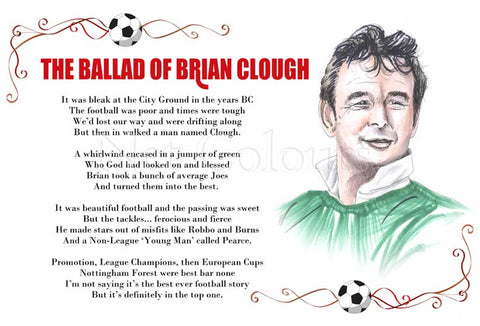 The Ballad of Brian Clough