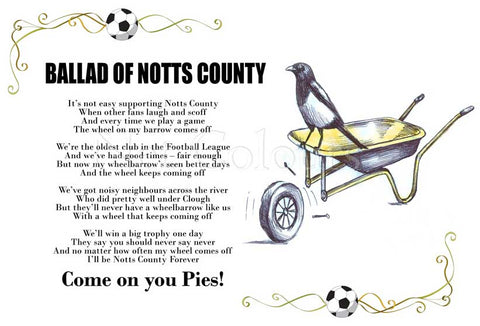 The Ballad of Notts County