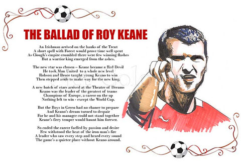 The Ballad of Roy Keane