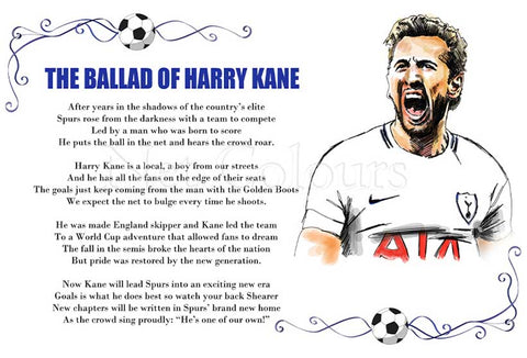 The Ballad of Harry Kane