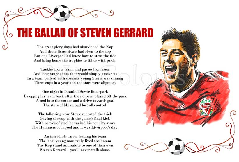 The Ballad of Steven Gerrard