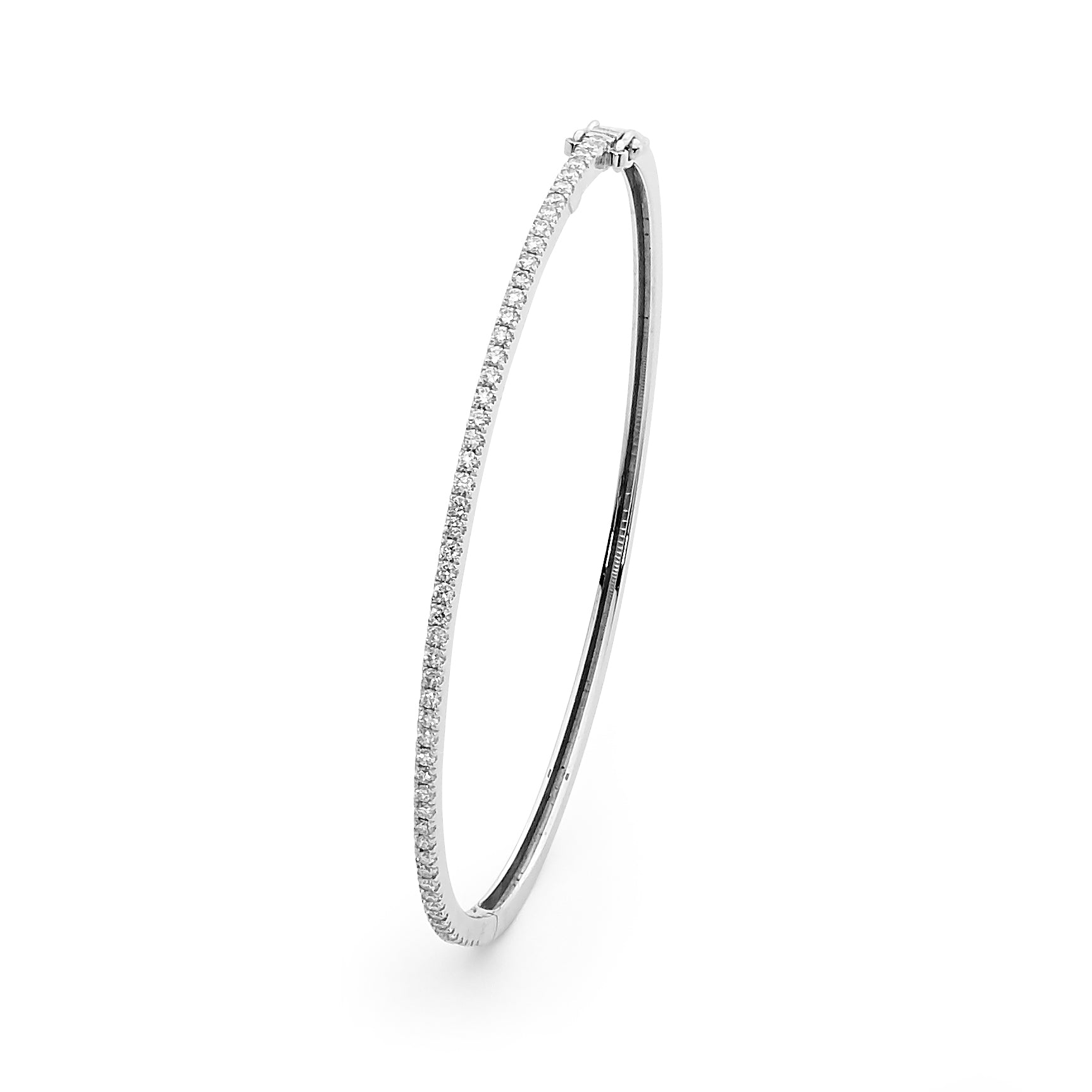 diamond add pin bracelets modern the sparkle tennis thin bangle to classic bracelet winter your that fashion these are bangles secure look twist extra