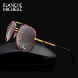 Luxury Men's Polarized Sunglasses Designer Brand