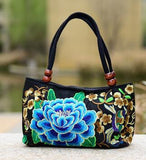 Women's Trendy Embroidery Handbags