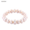 Baroque Freshwater Pearl Bracelet Women Fashion Accessories