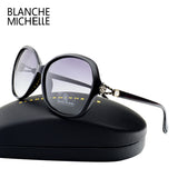 Women Brand Designer UV400 Sunglasses Diamond Decoration