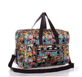 Animated & Colorful Women's Luggage & Travel Bags