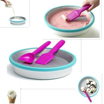 JAMY Ice Cream Roll Machine