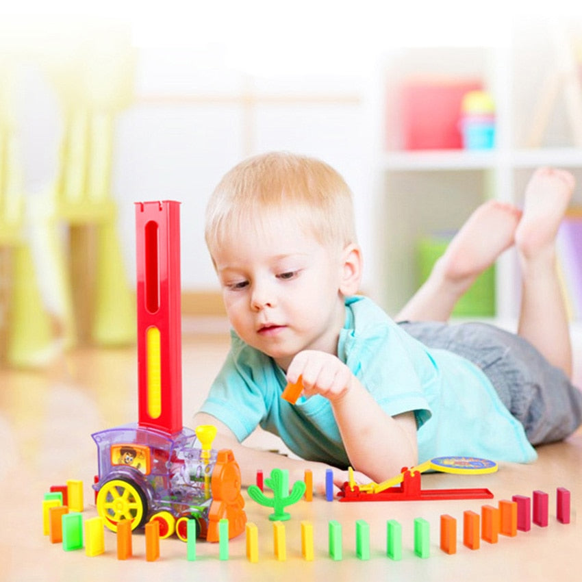TOMY Domino Train™ - SAVE 50% TODAY