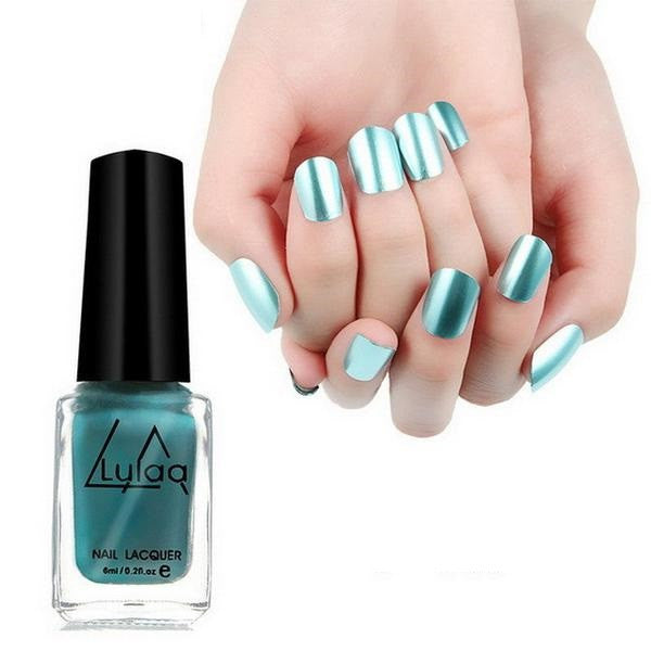 Oeiras Colored Mirror Nail Polish