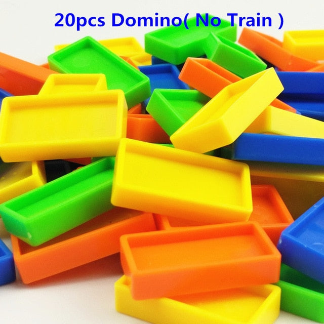 TOMY DOMINO BLOCKS™ - SAVE 50% TODAY
