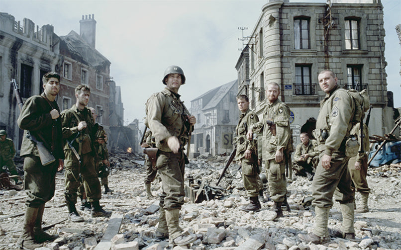 Screen Grab from Saving Private Ryan Movie