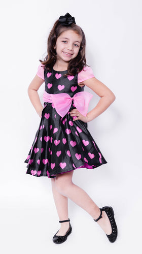 Hearts & Love Party Dress