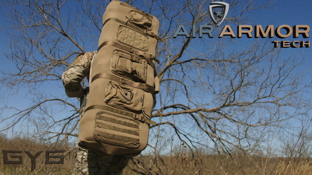 Air Armor Tech - Mid Length Gun Case