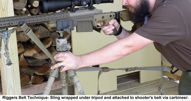 Enhanced SS Loophole Sling