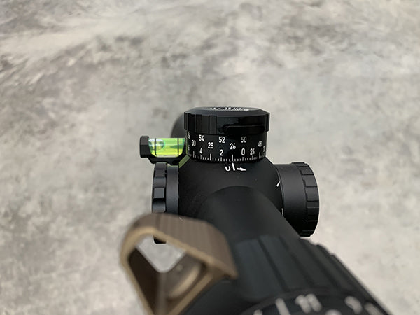 FLATLINE OPS HALO-X™ ULTRA PRECISION RIGID SCOPE LEVEL
