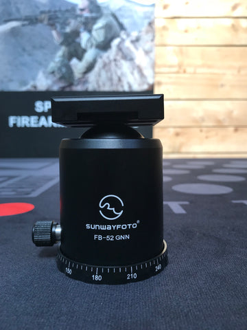 Sunwayfoto FB-52 GNN Ball Head