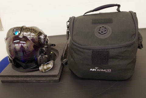 Inflatable Aviation Helmet Bag