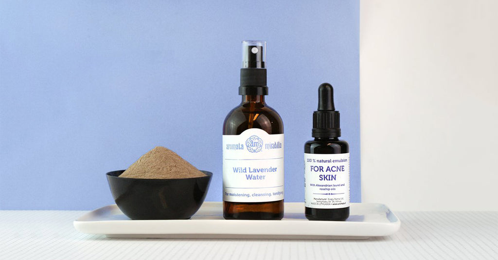 How to fight acne with 3 simple and affordable botanical beauty products?