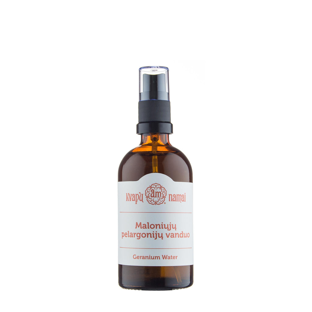 Rose Geranium Water 100 ml
