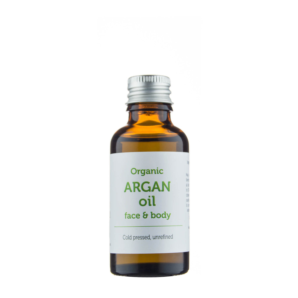 Organic Argan Oil 30 ml