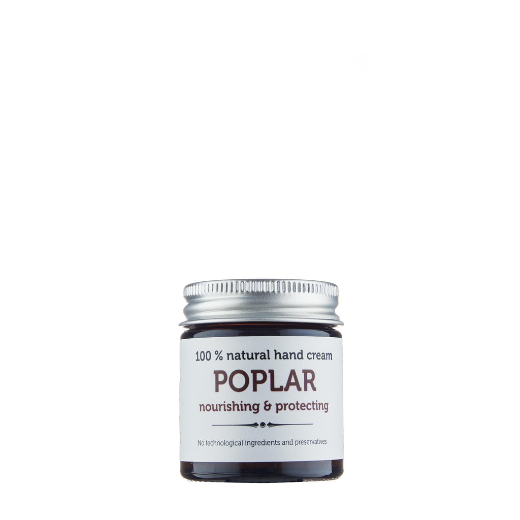 100% Natural Hand Cream Poplar 25 G