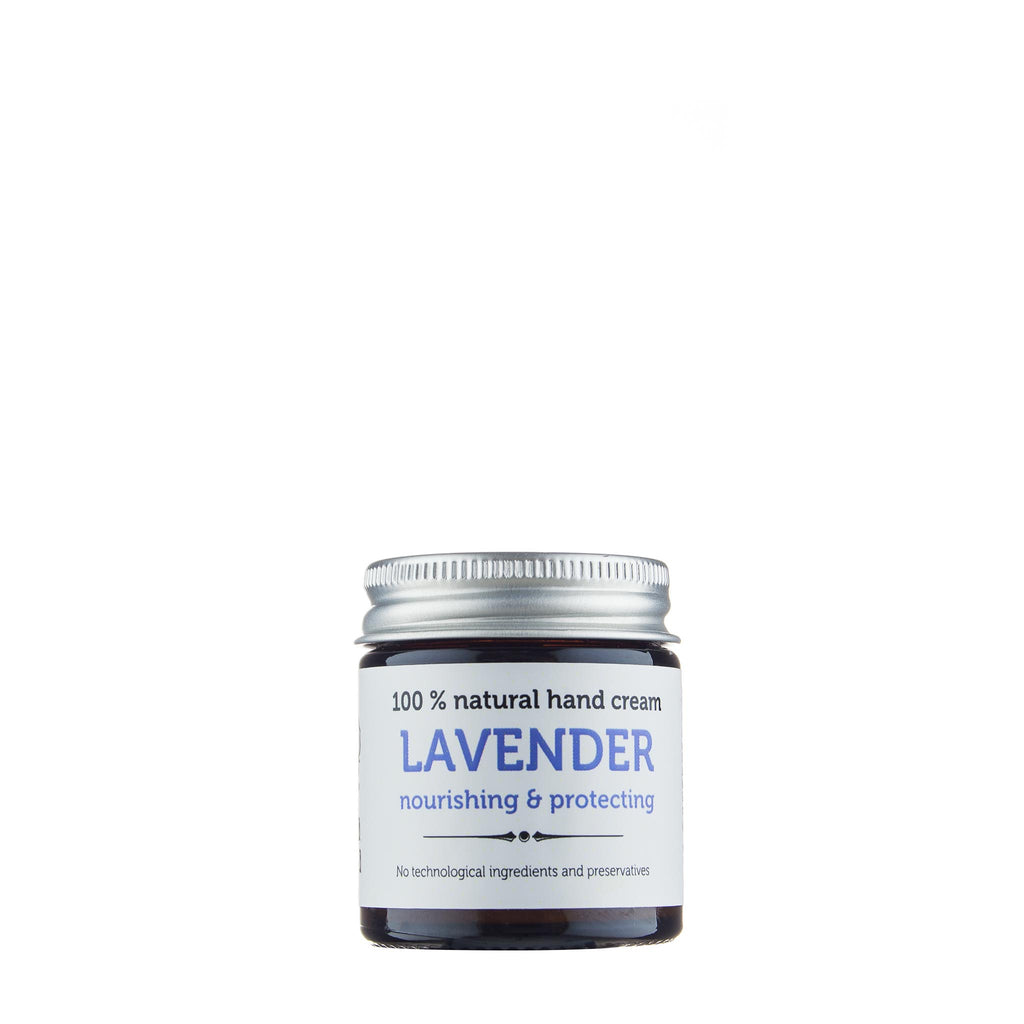 Natural Hand Cream Lavender 25 G