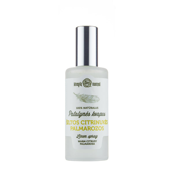 Am Linen Spray Warm Citrusy Palmarosa 100 ml