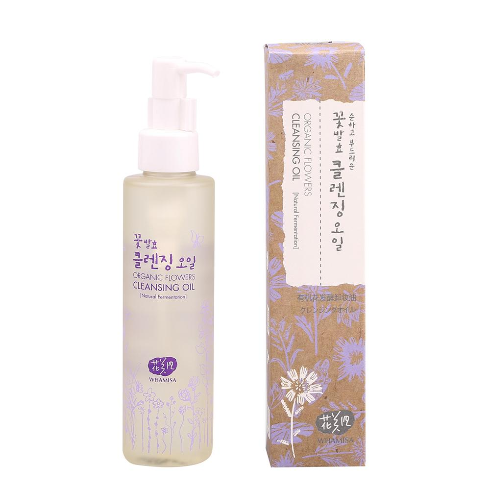 Organic Flowers Cleansing Oil 150 ml
