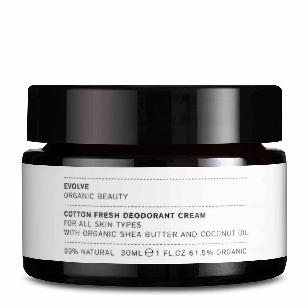 Cotton Fresh Deodorant Cream 30 ml