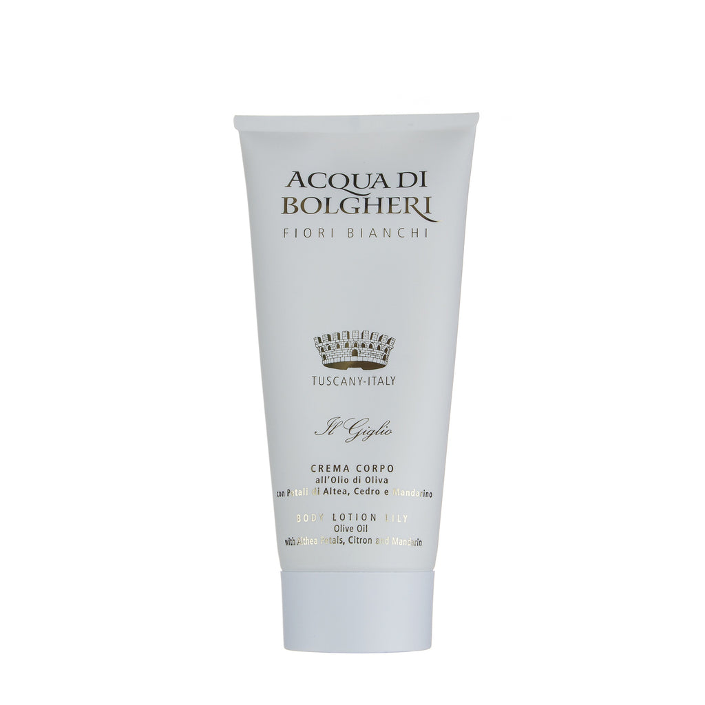 Acqua Di Bolgheri White Lily Body Lotion 200 ml