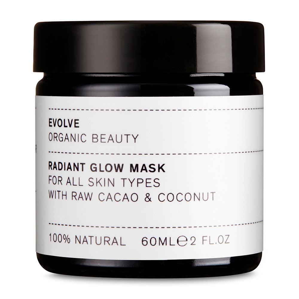 Radiant Glow Organic Face Mask 60 ml