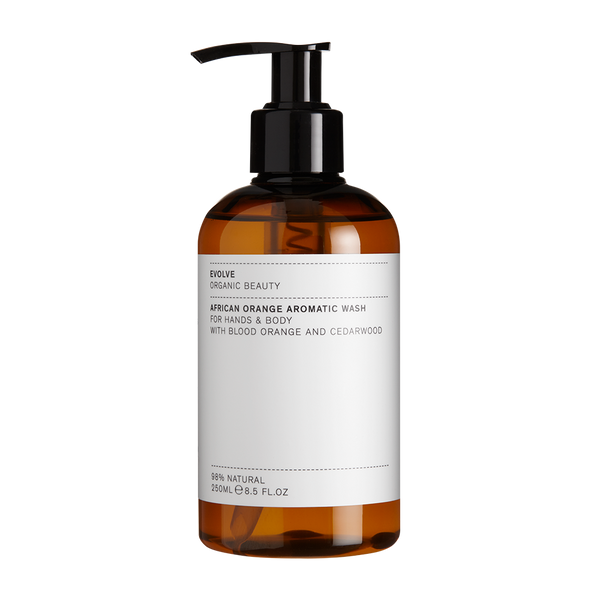 African Orange Aromatic Wash 250 ml