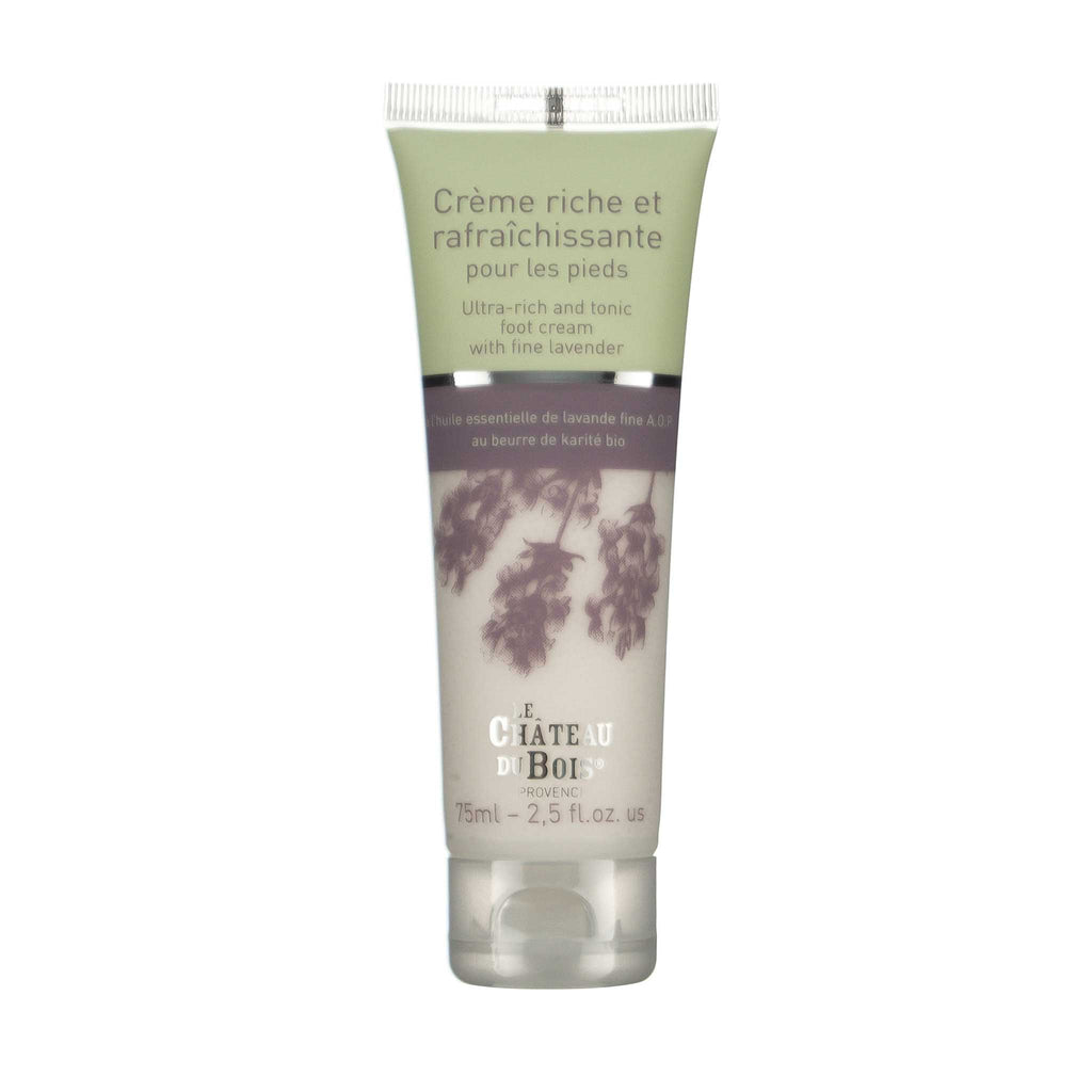 Ultra-Rich And Tonic Foot Cream With Fine Lavender 75 ml