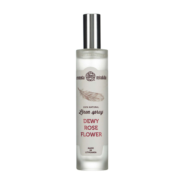 Am Linen Spray Dewy Rose Flower 100 ml