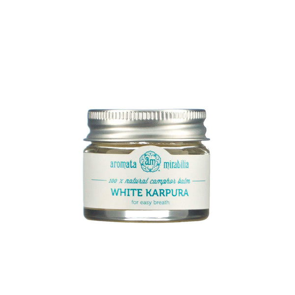 100% Natural White Camphor Balm 12 G