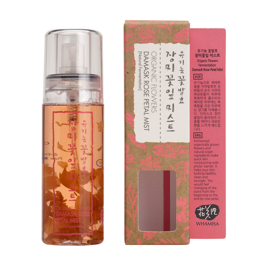 Damask Rose Petal Mist 80 ml