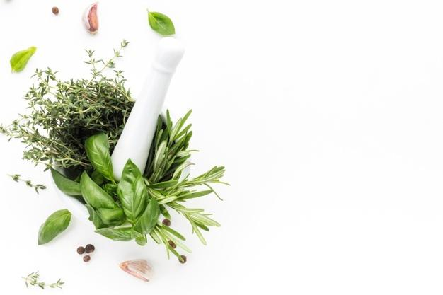 4 Everyday Spring Cleansing Herbs