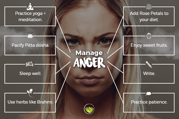 8 Ways To Manage Anger With Ayurveda