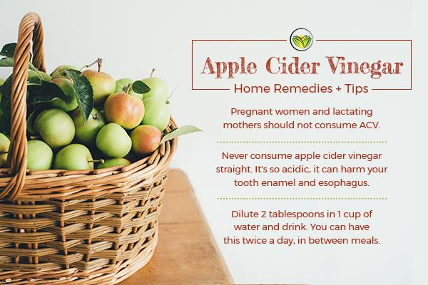 Apple Cider Vinegar: Benefits, Home Remedies, Ayurvedic Properties + Homemade ACV Recipe