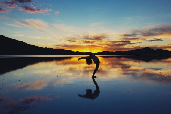 Beat the Heat With Cooling Yoga Poses