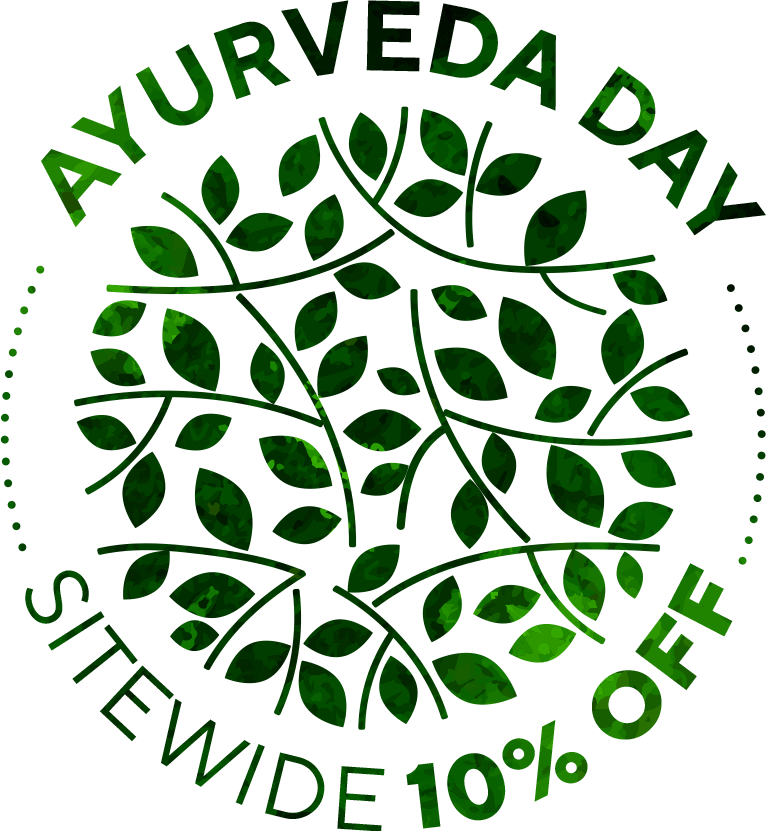 Celebrate the Ayurveda Day by Exploring The Ayurveda Experience Products!