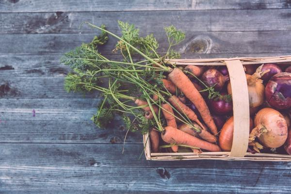 Healthiest Vegetables For Fall, according to Ayurveda